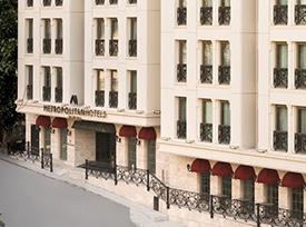 هتل متروپولیتن استانبول (4ستاره)