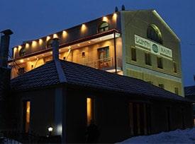 هتل نایری ارمنستان - ایروان (3 ستاره)