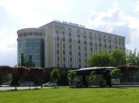 هتل رجیستان پلازا سمرقند (4 ستاره)