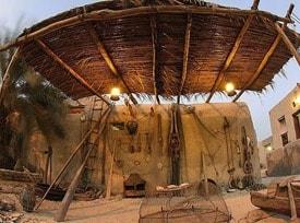 خانهای  ۲۰۰ ساله در کیش