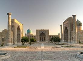 میدان ریگستان سمرقند