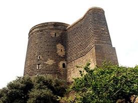 قلعه دختر در باکو