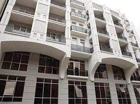هتل کلمبی گرجستان -تفلیس (4 ستاره)