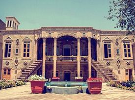 خانه تاریخی داروغه مشهد نماد معماری ایرانی
