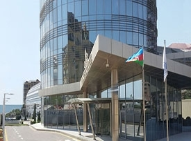 هتل قفقاز باکو اسپورت (4 ستاره)