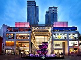 مرکز خرید Pavilion مالزی