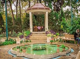 باغ نگارستان - تهران