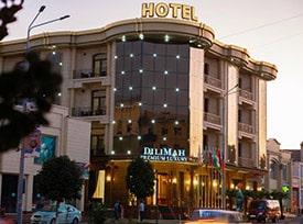 هتل دیلیماه پرمیوم لوکسوری ازبکستان -سمرقند (4 ستاره)