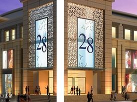 مرکز خرید ۲۸ مال باکو