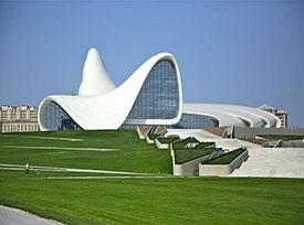 مرکز فرهنگی حیدر علیاف باکو