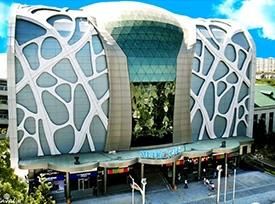 مرکز خرید متروپارک باکو