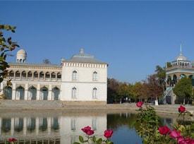 کاخ ستاره ماه خاصه بخارا ازبکستان